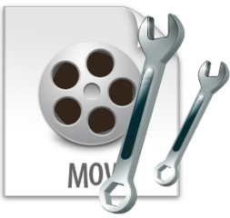 MOV is not a supported file type