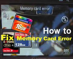 MSDC naprawy sektora zapisu Błąd karty pamięci