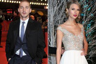 Shia LaBeouf y Taylor Swift