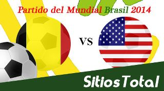 Bélgica vs Estados Unidos en Vivo