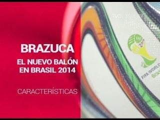 Balón Brazuca