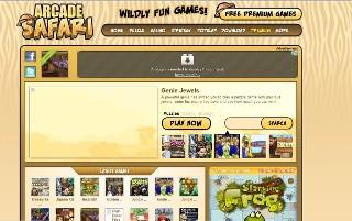 Arcade Safari