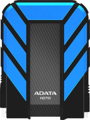 Datos caídos del disco duro exterior de Adata DashDrive HD710 1tb