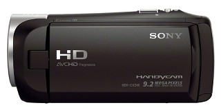 Recover Lost Videos From Sony HDR CX240EB Camcorder