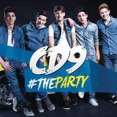 Portada The Party CD9