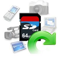 Freeware pour Panasonic SD Photo Recovery
