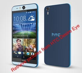 retrieve pictures from HTC Desire Eye