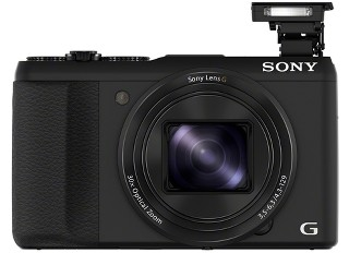 retrieve formatted pictures from Sony DSC HX50V camera