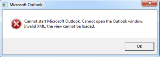 Unable To Open Outlook Express 2007 In Vista