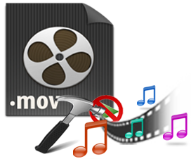 Repair corrupt MOV video