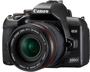 Retrieve deleted photos from Canon EOS 500D
