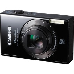 Canon PowerShot ELPH 530 HS Camera Pictures Recovery