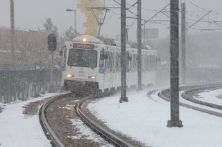 For light rail the biggest issue isnu0027t snow on the tracks or even necessarily the cold. Instead it is ice on the overhead wires called catenary wires. & RTD   Blog