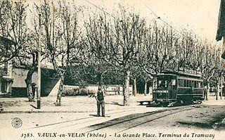 EDF Vaulx-En-Velin