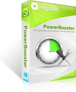 Amigabit Powerbooster v4.0.1 Türkçe