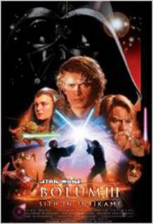 Yıldız Savaşları: Bölüm 3 - Sith'in İntikamı - 2005 Dual 480p BRRip Tek Link indir