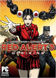 Command and Conquer Red Alert 3 Uprising - PROPHET - Tek Link indir