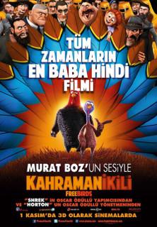 Kahraman İkili - 2013 DVDRip x264 - Türkçe Altyazılı Tek Link indir