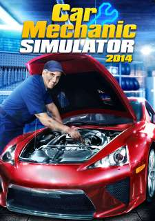 Car Mechanic Simulator 2014 - TiNYiSO - Tek Link indir