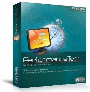 PerformanceTest v8.0 Build 1033