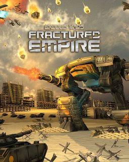 Exodus Wars Fractured Empire - SKIDROW - Tek Link indir