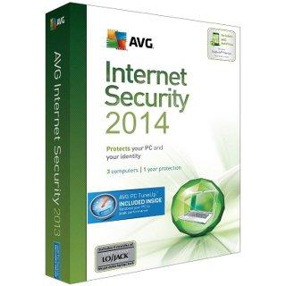 AVG Internet Security 2014 v14.0 Build 4354