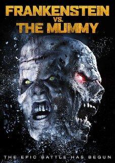 Frankenstein vs The Mummy - 2015 DVDRip x264 AC3 - Türkçe Altyazılı Tek Link indir