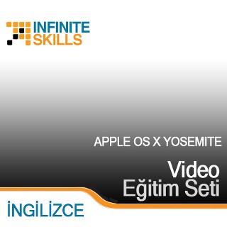 InfiniteSkills.com Video Eğitim Seti - Apple OS X Yosemite - İngilizce