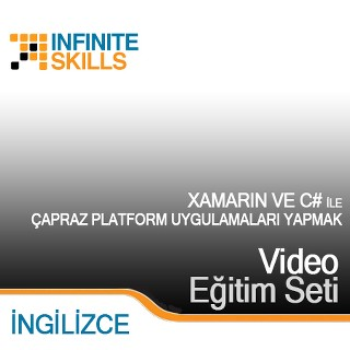 InfiniteSkills.com Video Eğitim Seti - Xamarin ve C sharp ile Çapraz Platform Uygulamaları Yapmak - İngilizce
