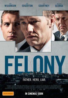 Felony - 2013 DVDRip x264 - Türkçe Altyazılı Tek Link indir