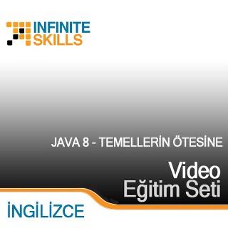 InfiniteSkills.com Video Eğitim Seti - Java 8 - Temellerin Ötesine - İngilizce