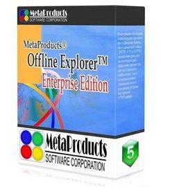 MetaProducts Offline Explorer Enterprise 6.8.4098 SR2