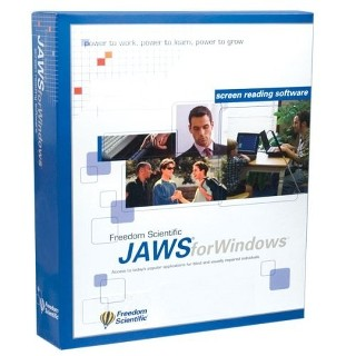 JAWS Screen Reading Software v14.0.1037