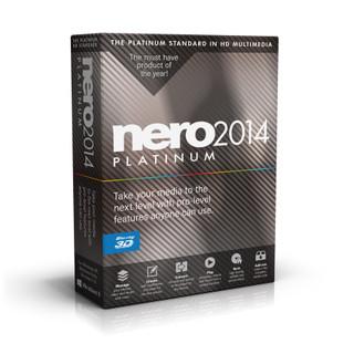 Nero 2014 Platinum v15.0.07700 Türkçe