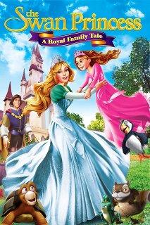 The Swan Princess A Royal Family Tale - 2014 BRRip XviD AC3 - Türkçe Altyazılı Tek Link indir