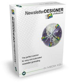 NewsletterDesigner Pro v11.2.5