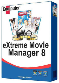 eXtreme Movie Manager v8.2.1.0
