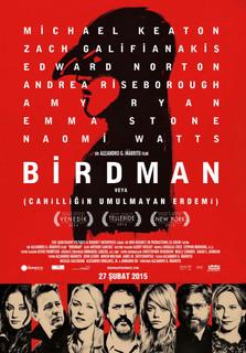 Birdman veya Cahilliğin Umulmayan Erdemi - 2014 BDRip x264 - Türkçe Altyazılı Tek Link indir