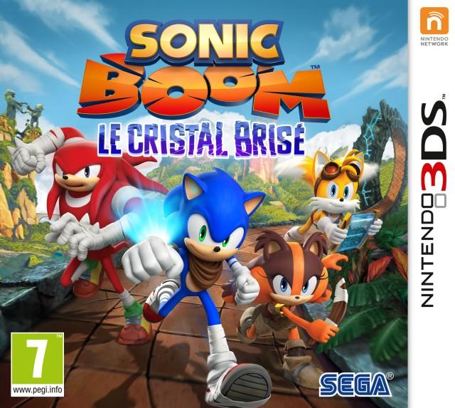 Sonic Boom : Le Cristal Brisé [DECRYPTED]