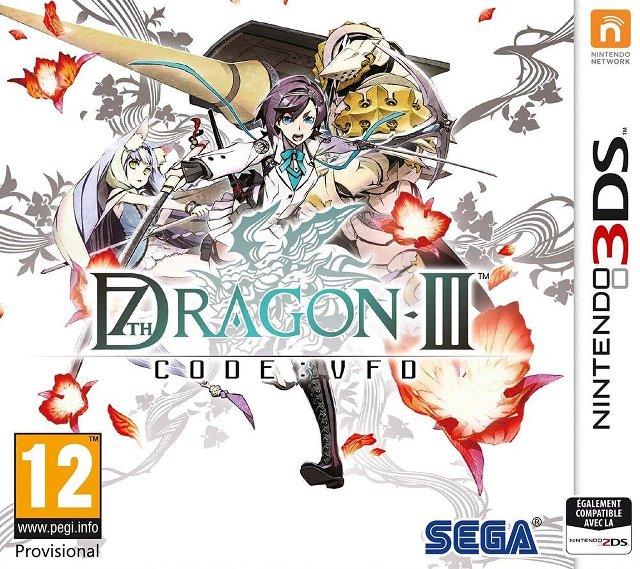7th Dragon III Code : VFD.EUR.3DS-PUSSYCAT