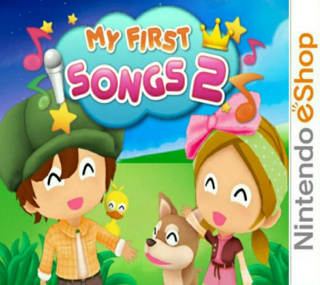 My First Songs 2.EUR.eShop.3DS