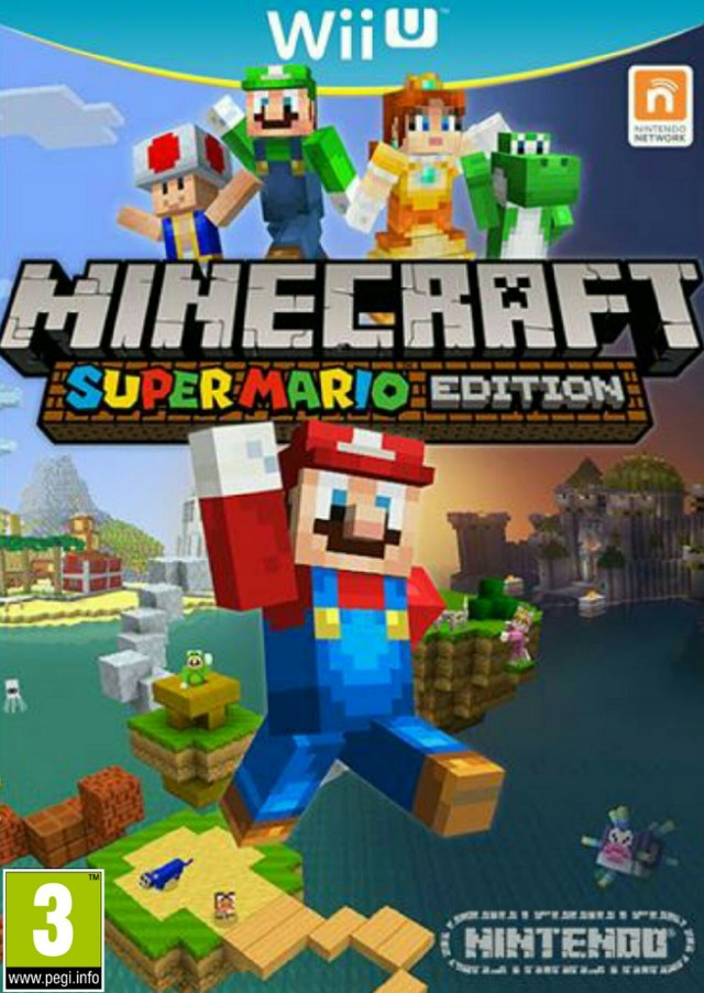 Minecraft : Super Mario Edition