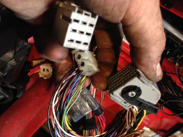 VYRgdy diy e36 s54 6 speed vs smg o2 harness can these be removed for