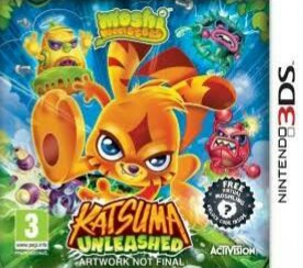 Moshi Monsters : Katsuma Unleashed [CIA]