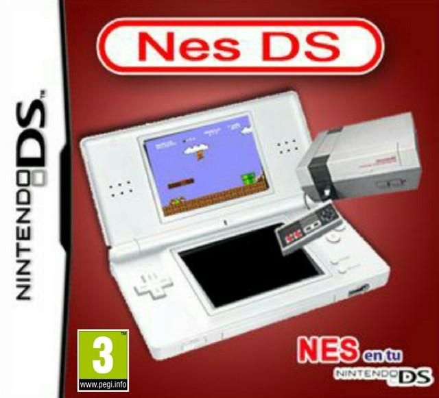 Émulateur NES : nesDS