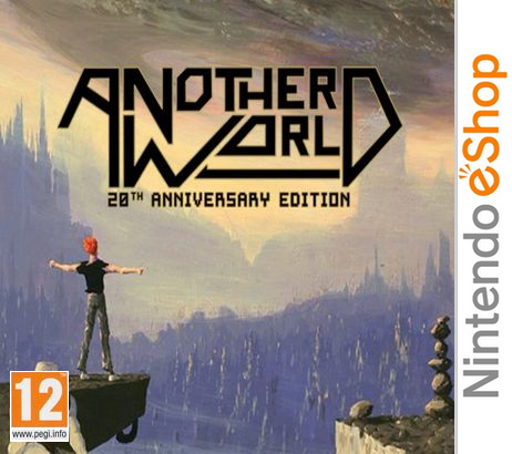 Another World : 20th Anniversary Edition [CIA]