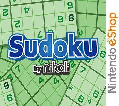 Sudoku by Nikoli [CIA]