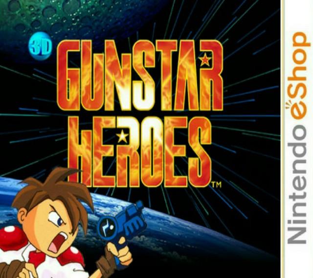 3D Gunstar Heroes [CIA]