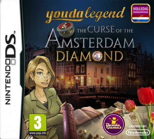 Youda Legend : The Curse of the Amsterdam Diamond (DSi)