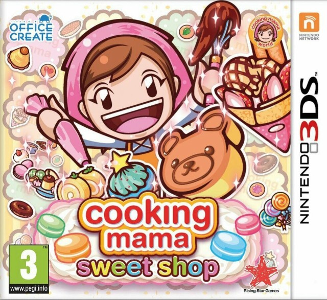 Cooking Mama : Sweet Shop.EUR.MULTi5.3DS-PUSSYCAT
